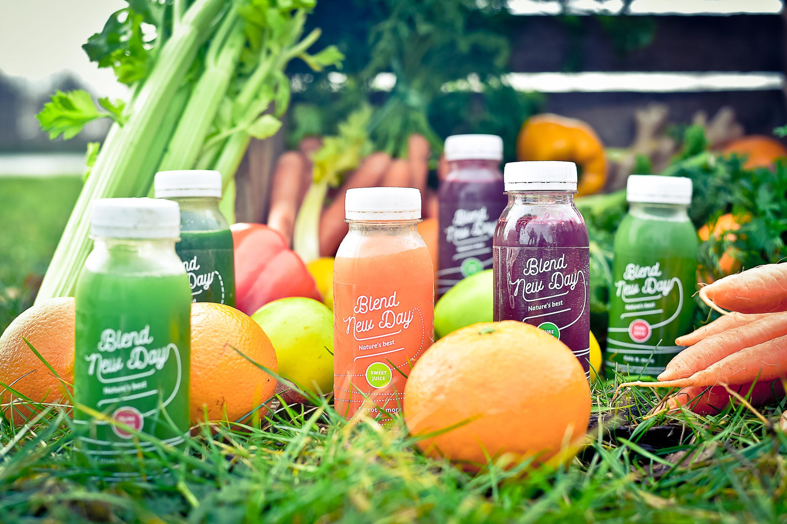 Wat zijn de ingrediënten van onze juices?