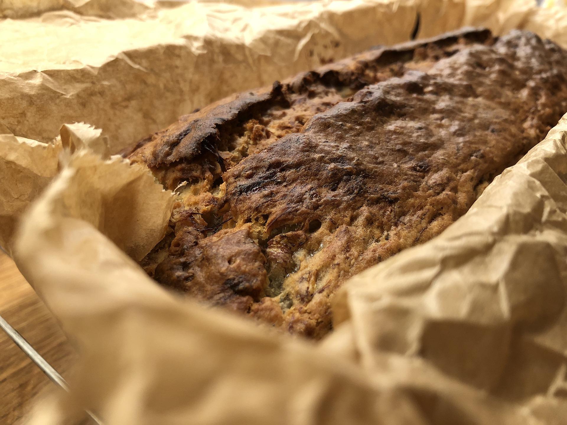 Voed jouw gelukshormoon met dit heerlijke brood!